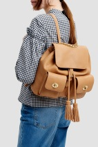 Marc B Backpack Tan